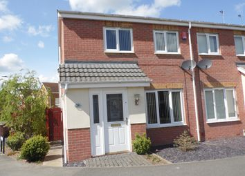 Thumbnail 3 bed semi-detached house for sale in Reeves Way, Armthorpe, Doncaster
