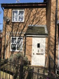 Thumbnail 1 bed end terrace house to rent in Fortune Walk, London