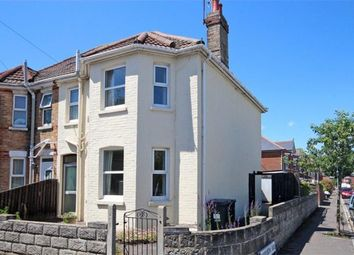 Thumbnail 4 bedroom semi-detached house for sale in Grants Avenue, Boscombe, Bournemouth