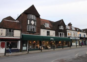 Thumbnail Retail premises for sale in London Road, Sevenoaks