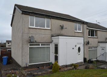 Thumbnail 2 bed flat for sale in Portree Crescent, Polmont, Falkirk