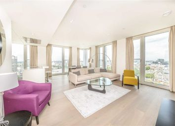 Thumbnail 3 bed flat to rent in Upper Ground, London