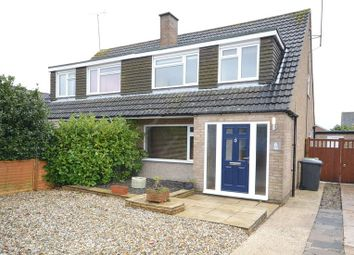 Thumbnail 3 bed semi-detached house to rent in Magpie Close, Thatcham