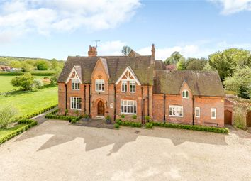 Thumbnail 6 bed detached house for sale in Tidmarsh, Reading, Berkshire