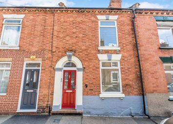 Thumbnail 2 bedroom terraced house for sale in Cyril Street, Northampton, Northamptonshire, Northants