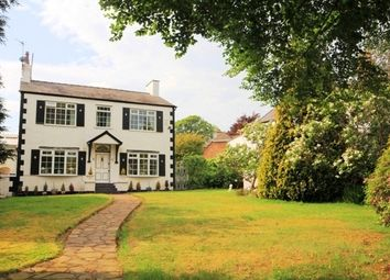 Thumbnail 4 bed detached house to rent in 6 The Lydiate, Lower Heswall, Wirral
