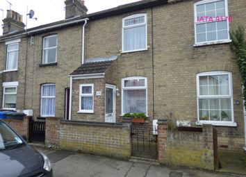 Thumbnail 3 bedroom terraced house to rent in Blackheath Road, Lowestoft