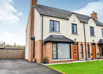 Thumbnail 3 bed semi-detached house for sale in Lotus Green, Banbridge