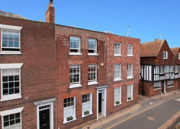 Thumbnail 3 bedroom town house for sale in Stour Street, Canterbury