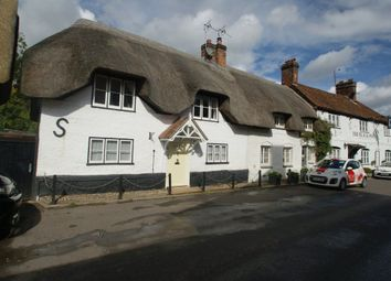 Thumbnail 3 bed cottage to rent in High Street, Monxton, Andover