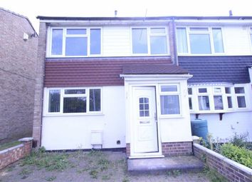 Thumbnail 3 bed semi-detached house to rent in Kenneth Road, Basildon, Essex