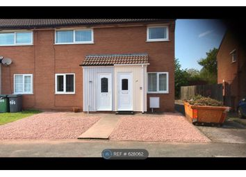 Thumbnail 2 bed flat to rent in Norwich Drive, Wirral