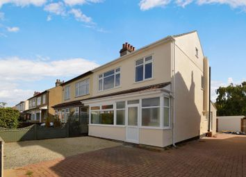 Thumbnail 3 bed semi-detached house for sale in Layer Road, Colchester