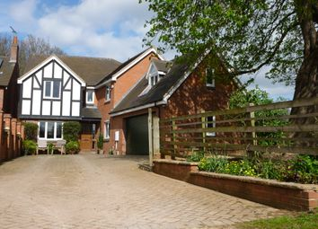 Thumbnail 5 bed detached house to rent in Chestnut Avenue, Foremark, Milton, Derbyshire