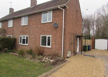 Thumbnail 3 bed semi-detached house to rent in Perry Road, Leverington, Wisbech