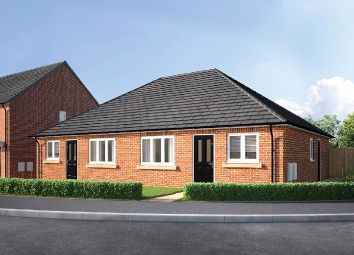 Thumbnail 2 bed bungalow for sale in Poppy Drive, Mowbray View, Sowerby