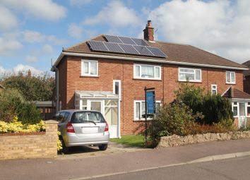 Thumbnail 3 bed semi-detached house for sale in Hills Crescent, Prettygate, Colchester, Essex