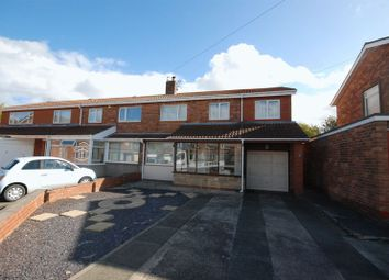 Thumbnail 4 bed semi-detached house for sale in Lansdowne Gardens, Choppington