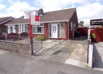 Thumbnail 2 bed bungalow for sale in Broughton Avenue, Lowton, Warrington, .