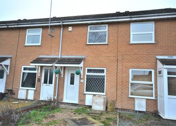 Thumbnail 2 bed terraced house for sale in Daseleys Close, King's Lynn