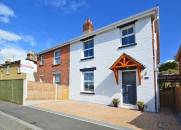 Thumbnail 3 bed semi-detached house for sale in Meaders Road, Ryde