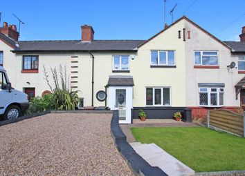 Thumbnail 3 bed terraced house for sale in Coton Park, Linton, Swadlincote