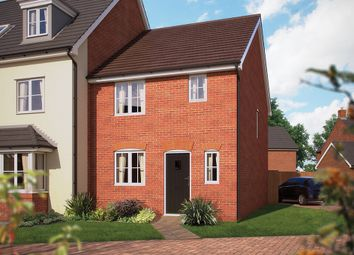 "Thumbnail 3 bed semi-detached house for sale in ""The Southwold"" at Steppingley Road, Flitwick, Bedford"