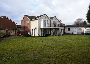 Thumbnail 5 bed detached house for sale in Oldbury Close, Hopwood