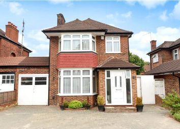 Thumbnail 3 bed link-detached house for sale in Beverley Drive, Edgware, Middlesex