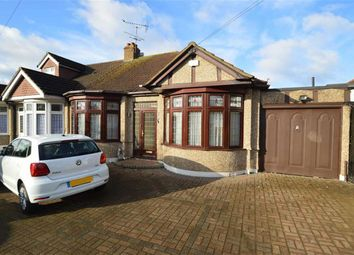 Thumbnail 2 bed semi-detached bungalow for sale in Whitney Avenue, Redbridge