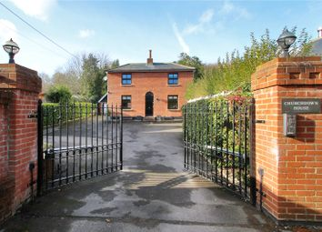 Thumbnail 4 bed detached house for sale in Valley Road, Fawkham, Kent