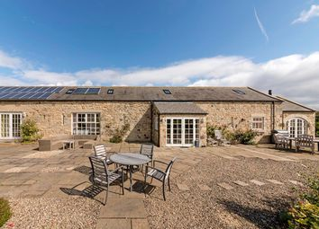 Thumbnail 4 bed barn conversion for sale in Fairwood, Laker Hall, Newton, Northumberland