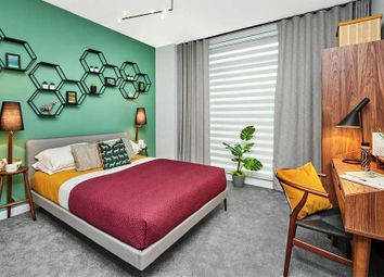"Thumbnail 3 bed flat for sale in ""Plot 89"" at Victoria Way, London"