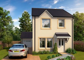 Thumbnail 3 bedroom semi-detached house for sale in The Kinkell, Strathord Park, Linn Road, Stanley, Perth & Kinross