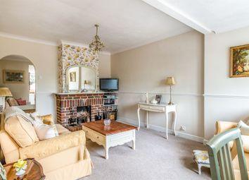 Thumbnail 2 bed semi-detached bungalow for sale in Yapton Road, Barnham, Bognor Regis
