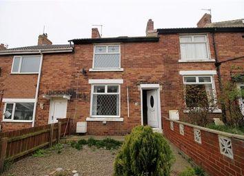 Thumbnail 2 bed terraced house to rent in Harrogate Terrace, Murton, Seaham