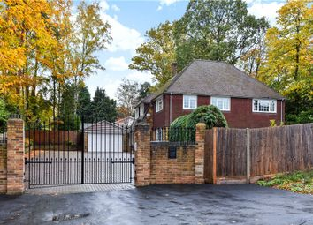 Thumbnail 5 bed detached house for sale in Iberian Way, Camberley, Surrey