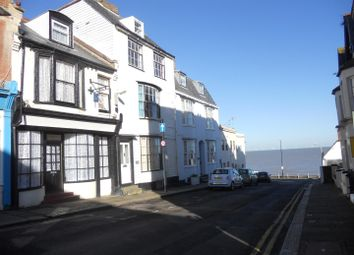 Thumbnail 3 bed terraced house for sale in East Street, Herne Bay