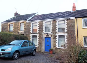 Thumbnail 2 bed terraced house for sale in 57 Gowerton Road, Three Crosses, Swansea