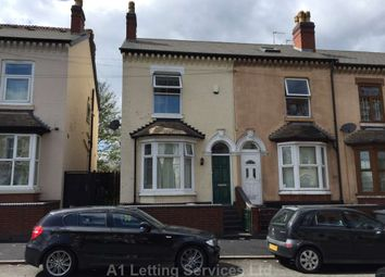 Thumbnail 3 bedroom terraced house to rent in Highfield Road, Saltley, Birmingham, West Midlands