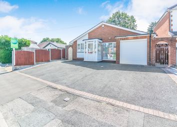 Thumbnail 2 bed detached bungalow for sale in Three Oaks Road, Wythall, Birmingham