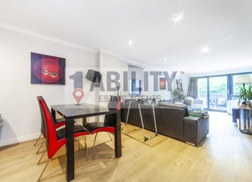 Thumbnail 3 bed flat for sale in Lett Road, London
