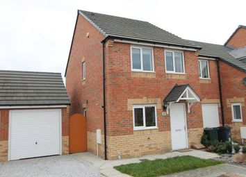 Thumbnail 3 bed town house for sale in Stone Croft, Barnsley