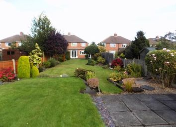 Thumbnail 3 bed semi-detached house for sale in Mayfield Road, Streetly, Sutton Coldfield, West Midlands