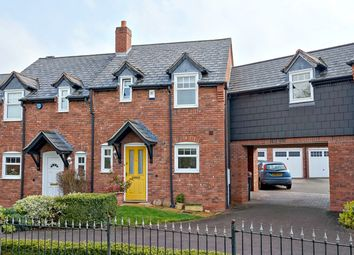 Thumbnail 3 bedroom terraced house for sale in Dalefield Drive, Admaston, Telford