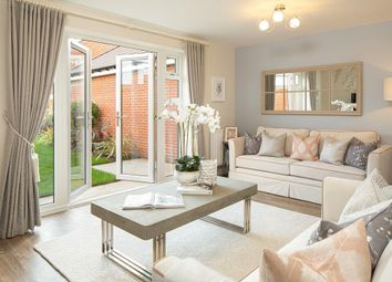 "Thumbnail 3 bed end terrace house for sale in ""Ashurst"" at Leigh Road, Wimborne"