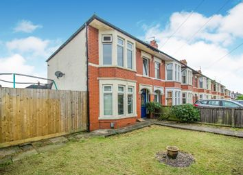 3 bed end terrace house for sale in Cromwell Road, Birchgrove, Cardiff CF14