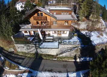 Thumbnail 4 bed chalet for sale in Chalet Colibri - Villars-Sur-Ollon, Vaud, Switzerland