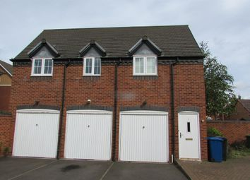 Thumbnail 1 bed flat to rent in Valley Drive, Wilnecote, Tamworth