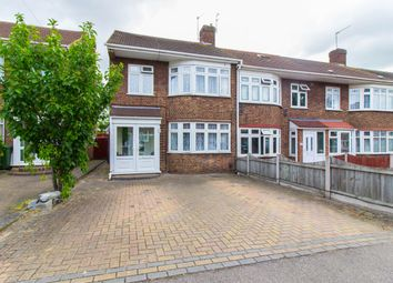 Thumbnail 4 bed end terrace house for sale in Halidon Rise, Romford